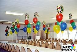 PARTY PIZZAZZ (Hawaii) Balloons - Balloon Centerpieces on